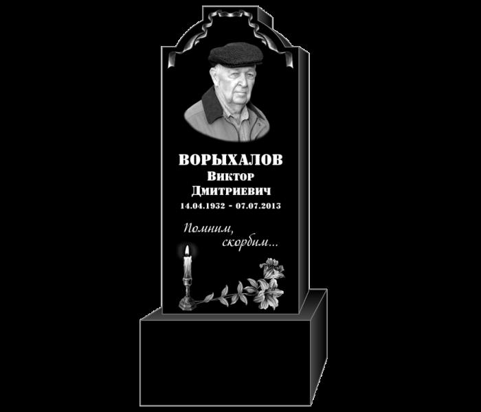Памятник из полимергранита