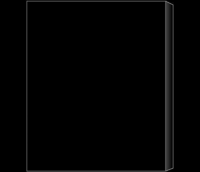 Цветник из полимергранита СА811