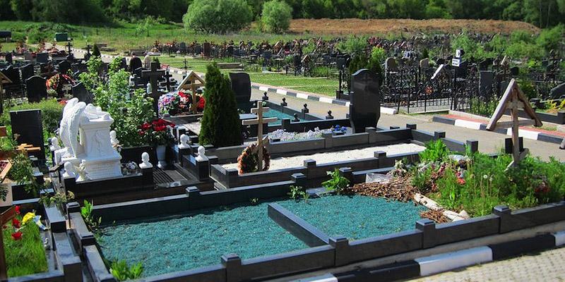 Изготовление памятников в Серпухове. При создании гранитных памятников на могилу используется только качественный гранит.