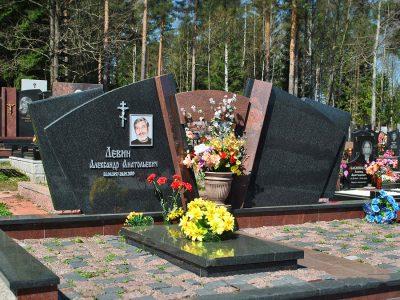 Изготовление элитных комплексов на Алексеевском кладбище в Москве