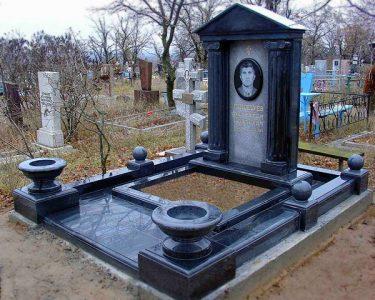 Изготовление элитных комплексов на Владыкинском кладбище в Москве