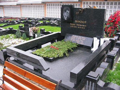 Изготовление комплексов на могилу в Москве