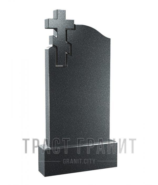 Вертикальный памятник из гранита А310