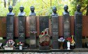 Изготовление элитных памятников из гранита на Новодевичьем кладбище в Москве