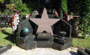 Изготовление элитных памятников на Раевском кладбище в Москве. Гранитный комплекс с установкой на Раевском кладбище от завода-изготовителя.
