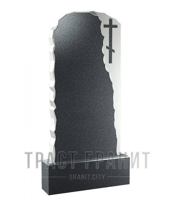 Вертикальный памятник из гранита А388