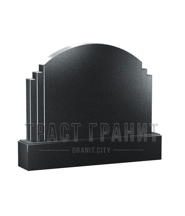 Семейный горизонтальный памятник из гранита C107