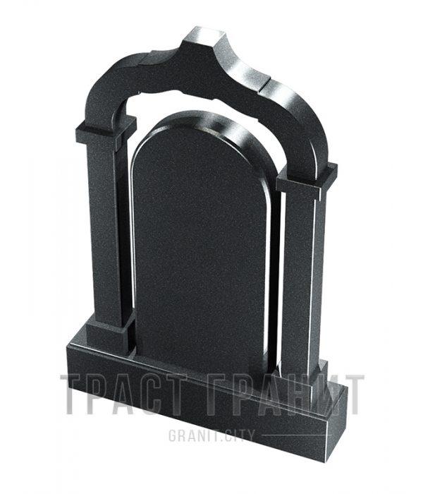 Памятник арка из гранита на могилу Р108