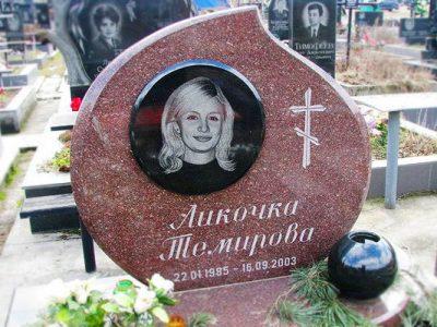 Памятник ребенку на могилу