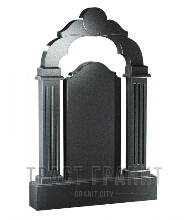 Памятник из гранита арка Р130