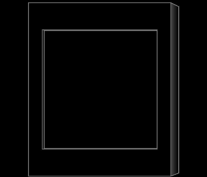 Цветник из полимергранита СА806
