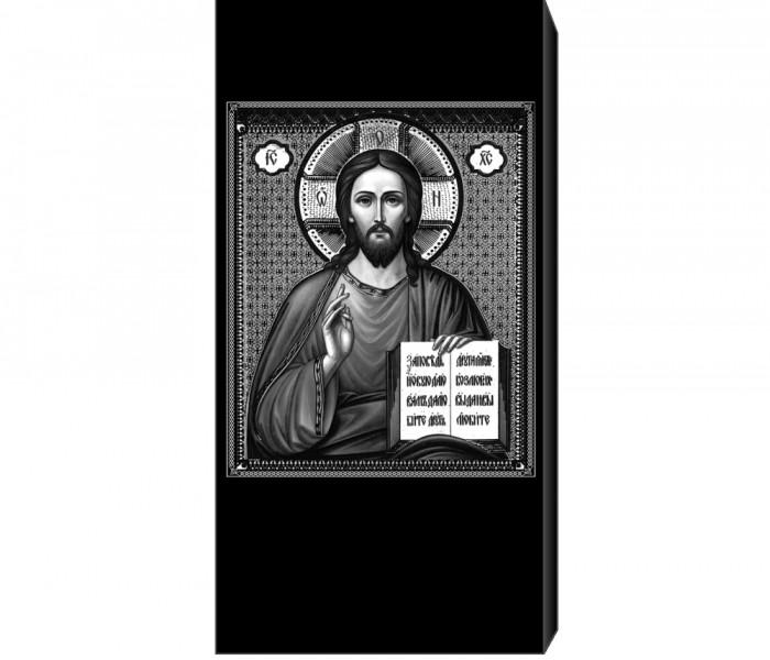 Гравировка иконы на памятник OC116