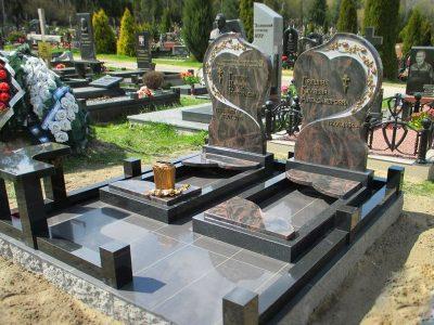 Изготовление элитных комплексов на Введенском кладбище в Москве