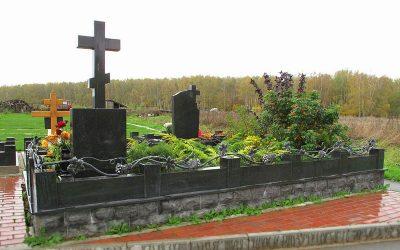 Изготовление элитных комплексов на кладбище в Москве