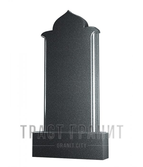 Вертикальный памятник из гранита А219