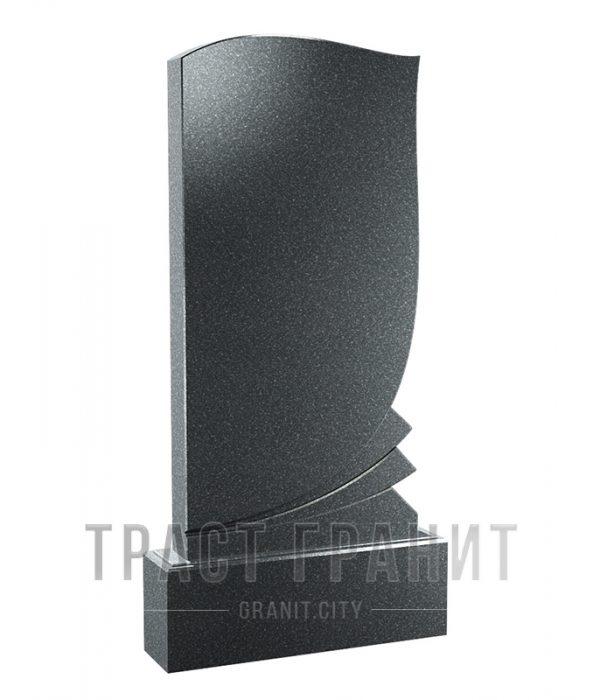Вертикальный памятник из гранита А239
