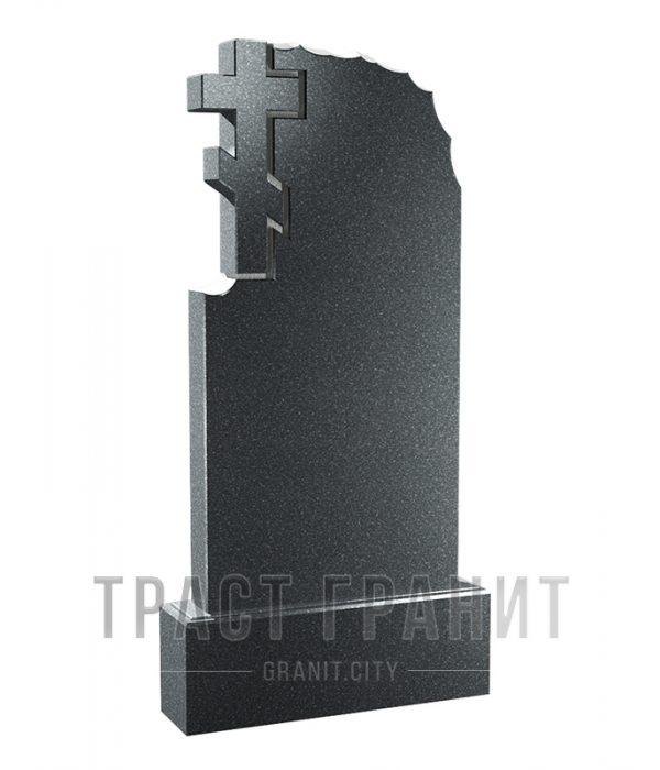 Вертикальный памятник из гранита А313