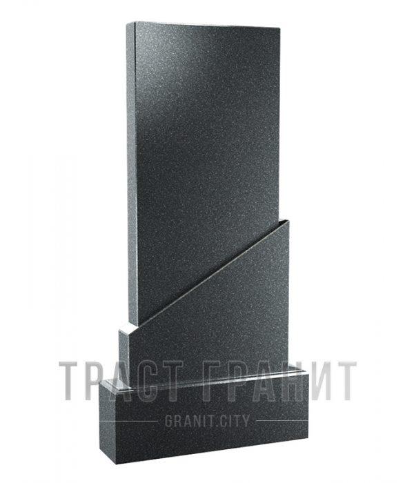 Вертикальный памятник из гранита А380