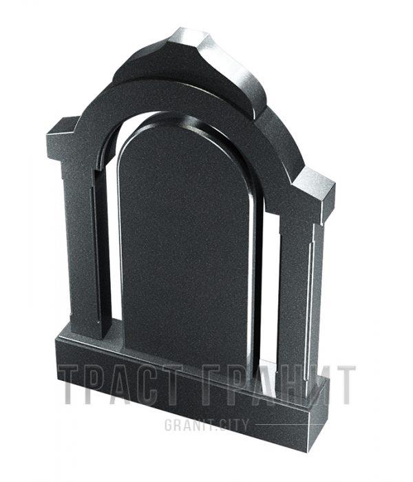 Памятник арка из гранита на могилу Р121