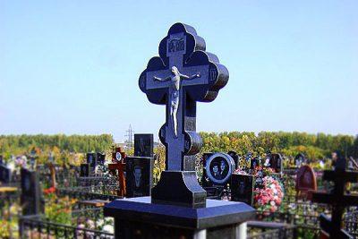 Православный памятник на могилу